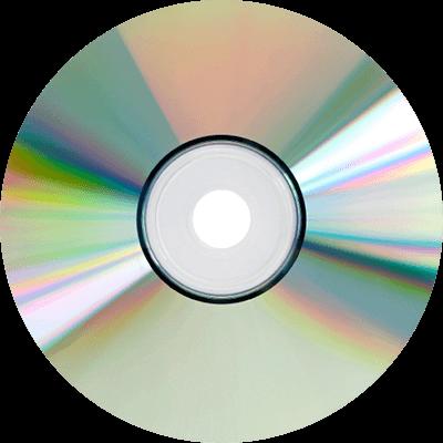 CDをプレスして配る